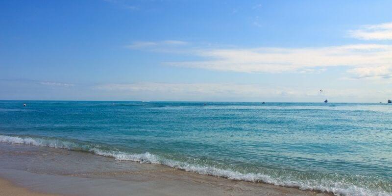 Mid Beach Tybee Island