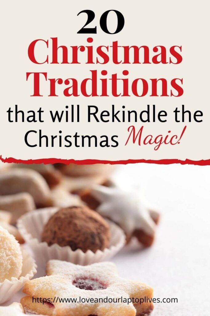 Almost forgotten Christmas traditions that will rekindle Christmas Magic