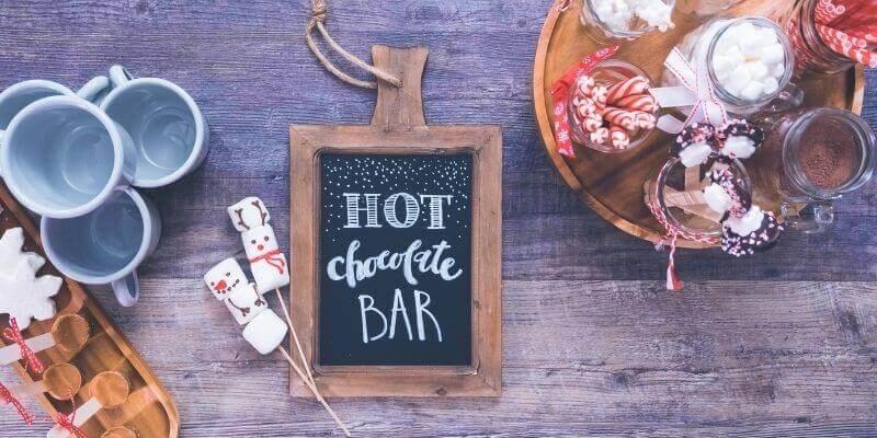 Hot Chocolate date night