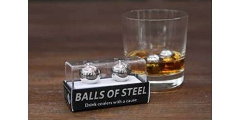 Ball of steel the perfect gift for that guy on your list