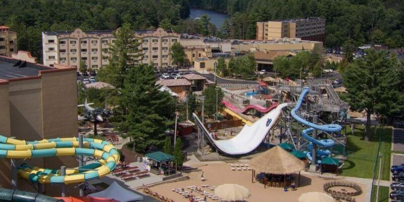 All-inclusive resort in the USA - Chula Vista, Wis. Dells, WI