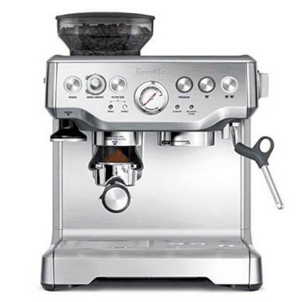 Brevilla Espresso machine