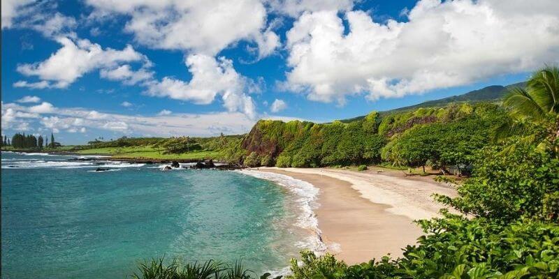 Hoama Beach Hawaii