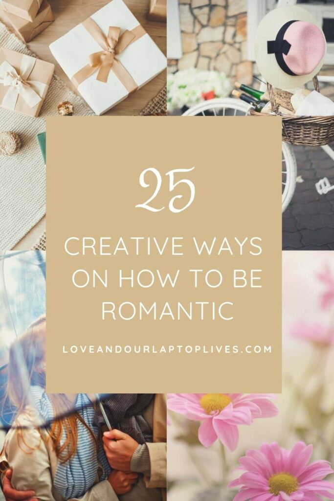 tips to be more romantic