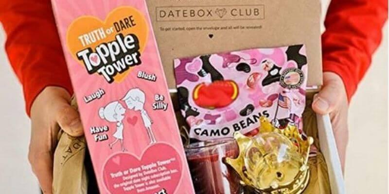 Date night subscription box
