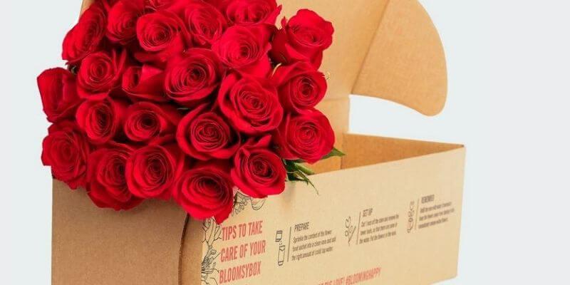 Valentine's day subscription box