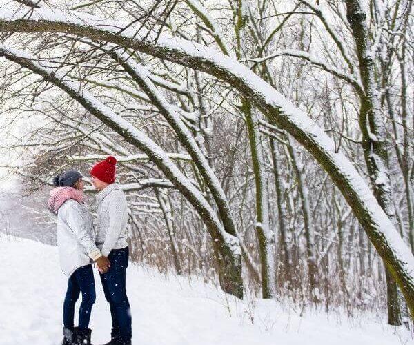 winter staycation