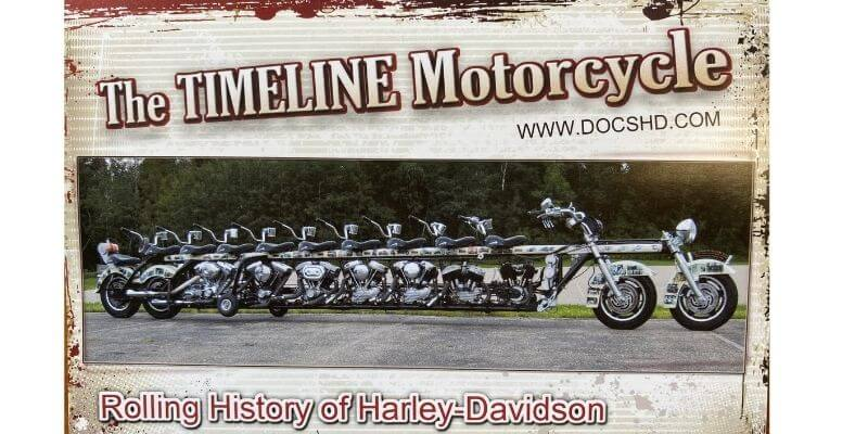 Timeline Motorcycle