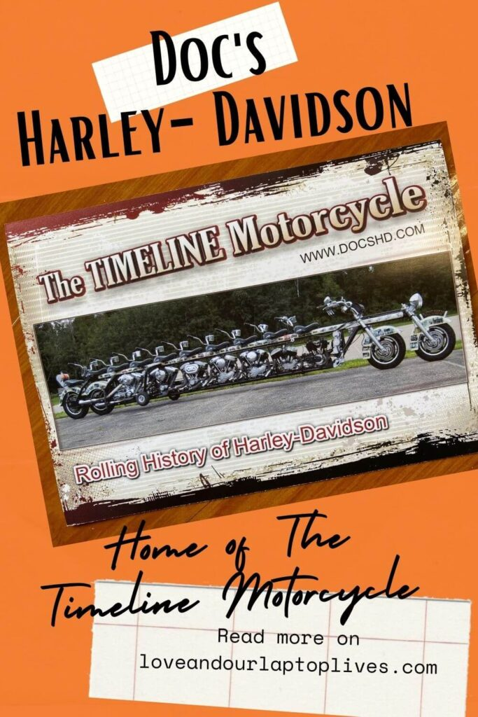 Doc's Harley-Davidson Home of the world famous Timeline Motorcycle