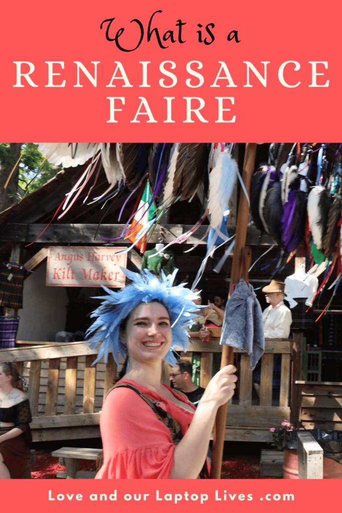 What is a Renaissance Faire