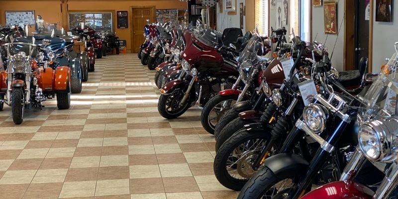 Doc's Harley-Davidson Bike shop