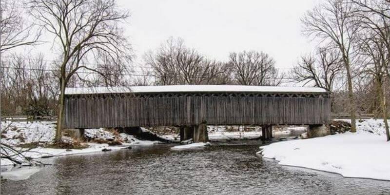 Cedarburg bridge