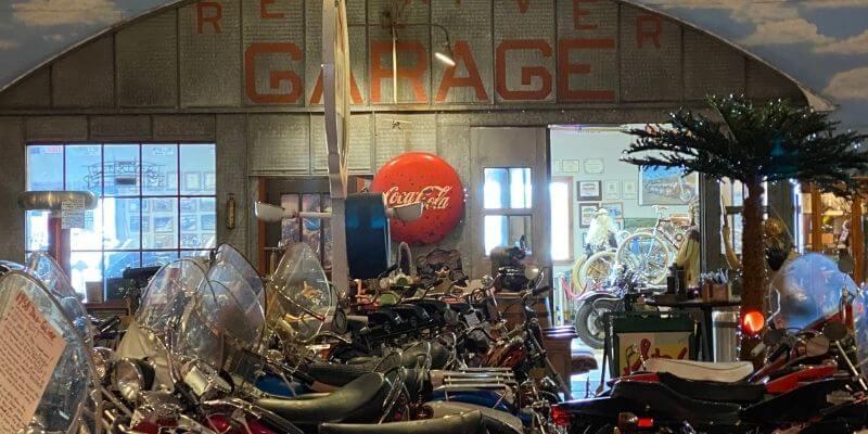 Doc's car Museum