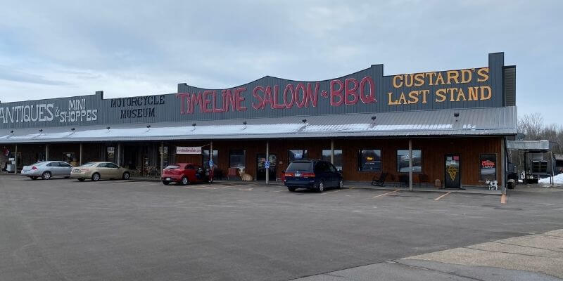 Timeline Saloon and BBQ
