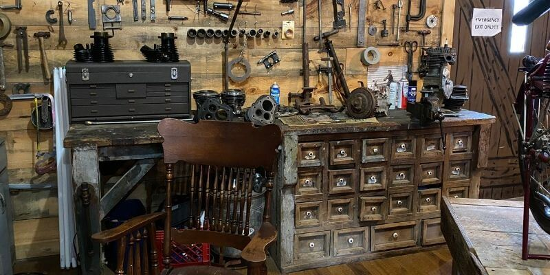 Docs grandfathers workbench