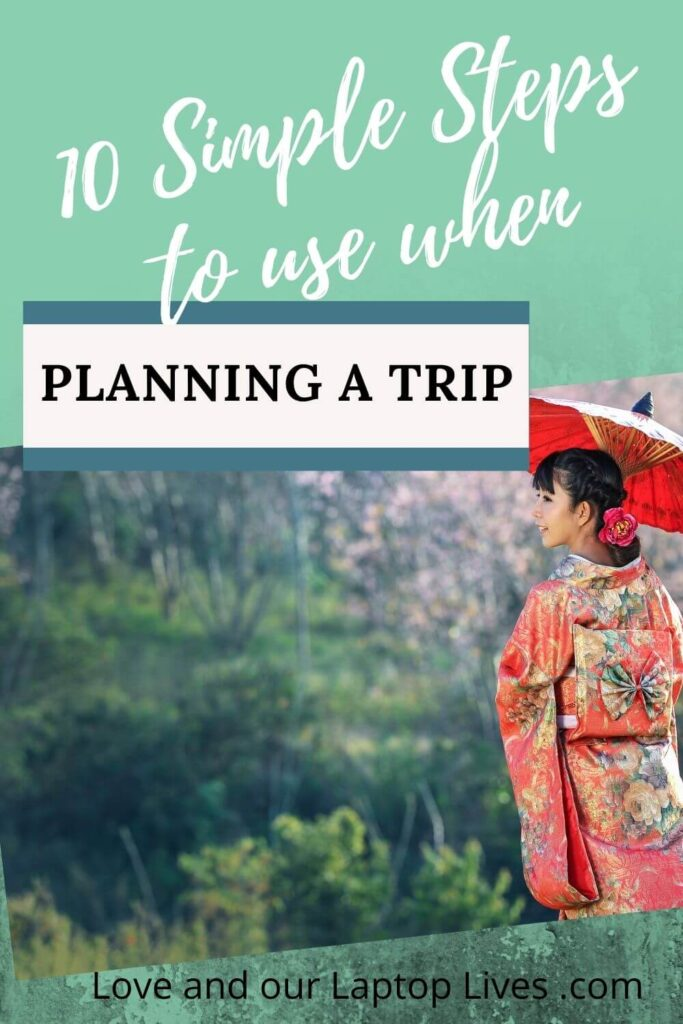 Simple steps to plan a trip to Japan, girl in Japan