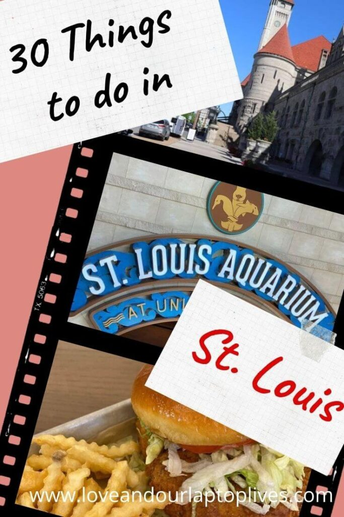 3o things to do in St Louis