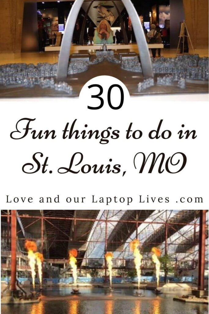 30 fun and exciting things to do in St Louis
