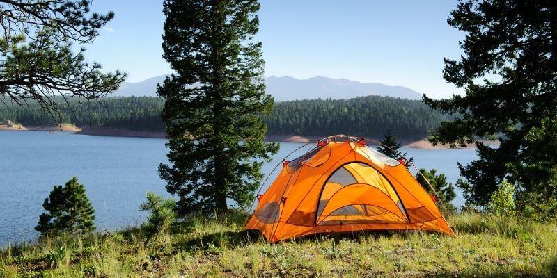 Door County camping
