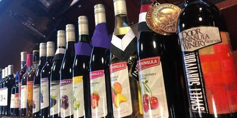 Door County Peninsula Wines