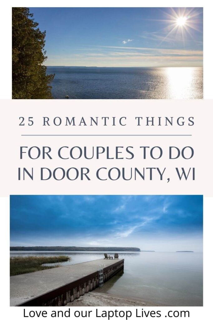 Tings for couples to do in door county
