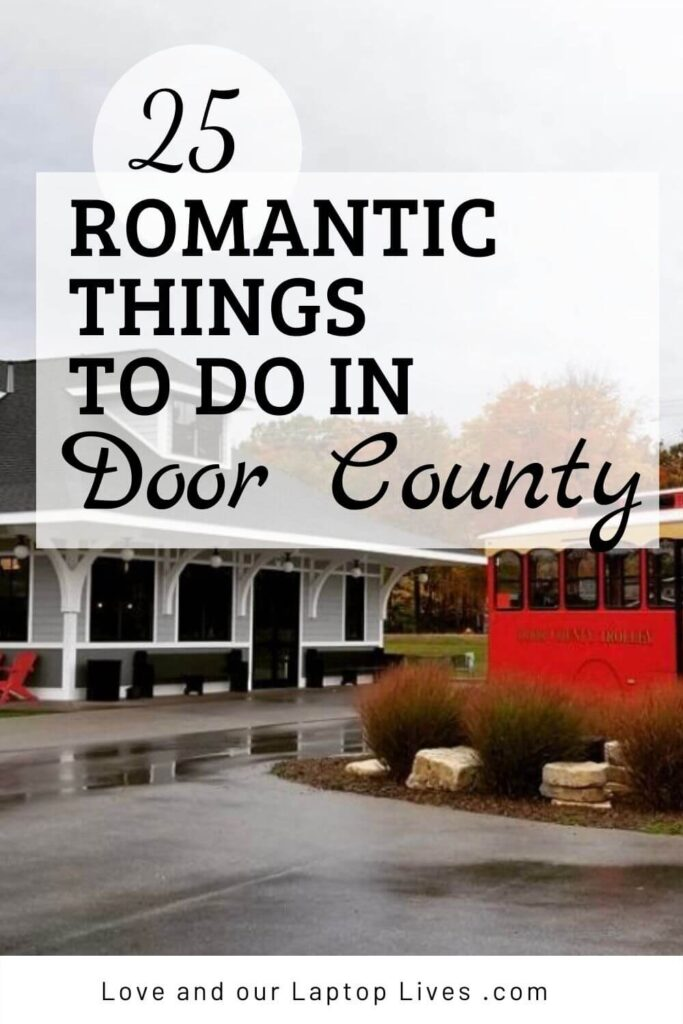 Things to do in Door County for Couples