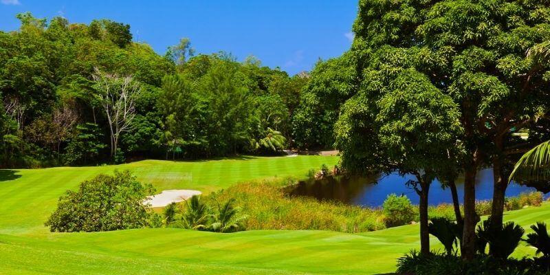 Door County golfing