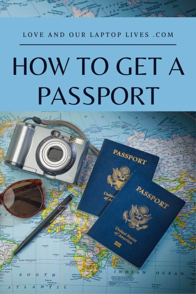 Information on how to get your passport