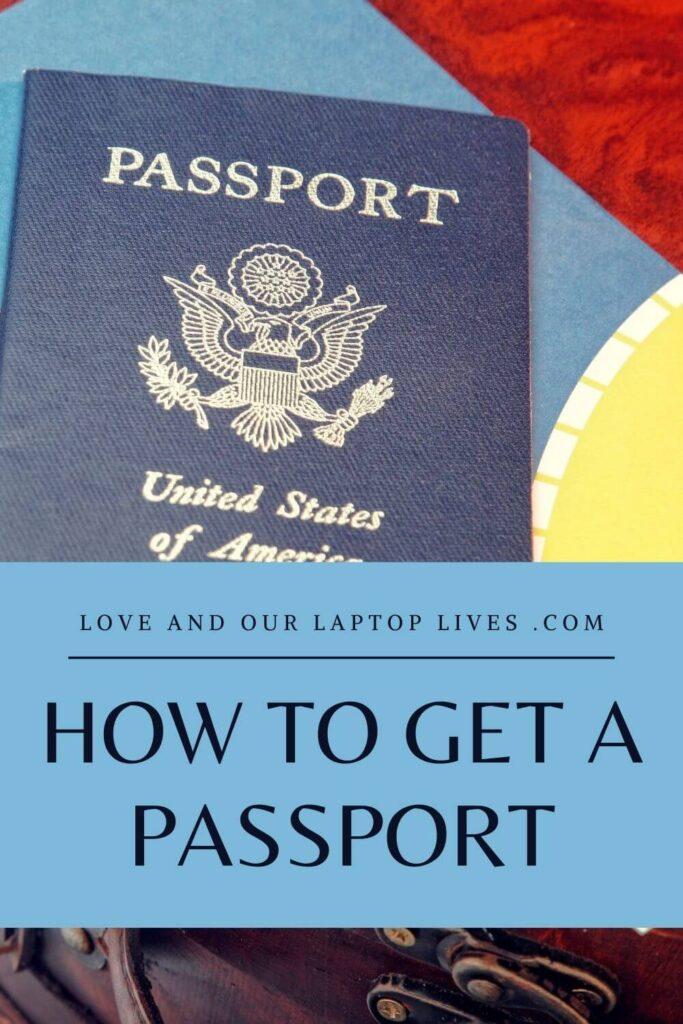 Getting a passport