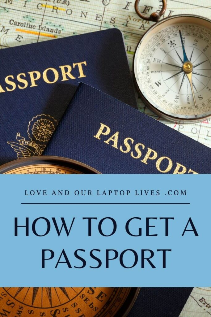 How to get your passport