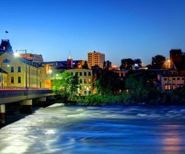 Downtown Appleton, Wisconsin